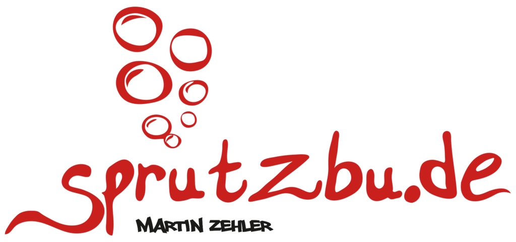 Sprutzbude Logo